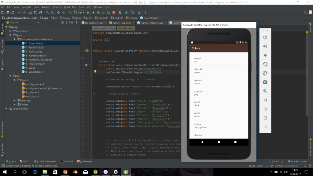 Android Mobile Apps (Java)